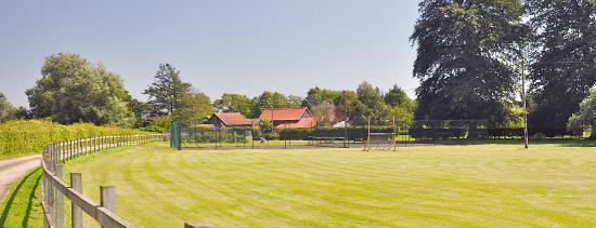 Woodbridge, UK: Estate Grounds