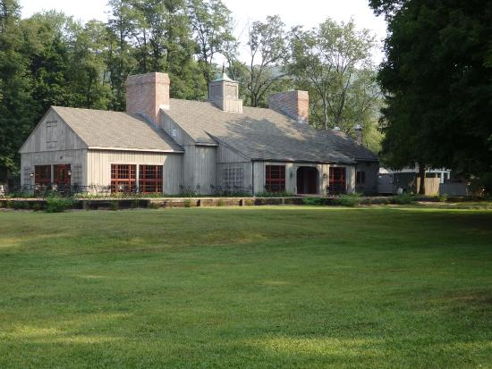 Stanhope, NJ: Waterloo Village Pavilion