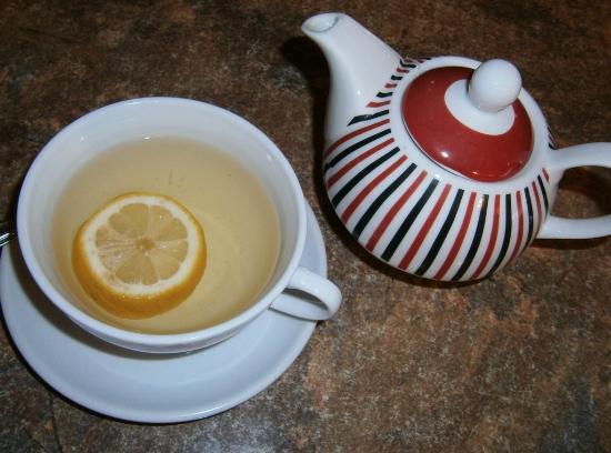 Raeren, Belgien: Le thé