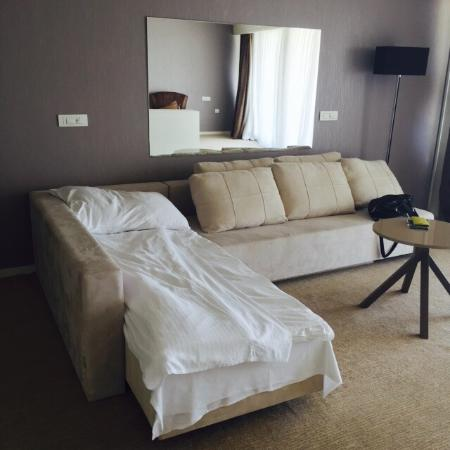 Sofa Bed Picture Of Rixos Hotel Libertas Dubrovnik