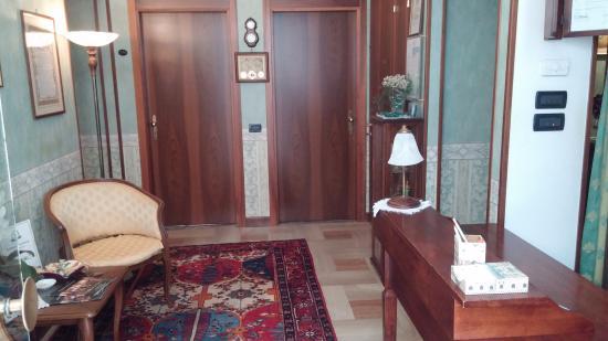 Hotel Locanda Gaffaro: Ingresso della Locanda