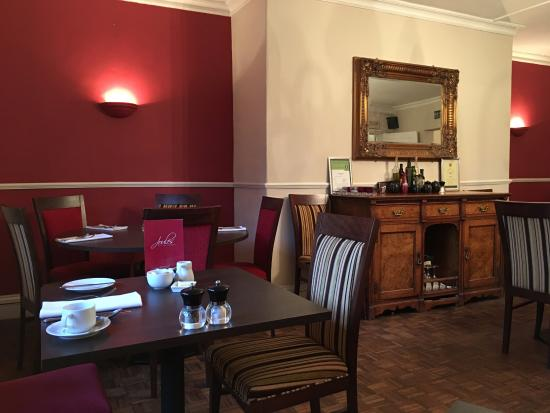 Clarence Court Hotel: Joules restaurant for breakfast