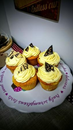 Burton upon Trent, UK: Bobo's cup cakes!