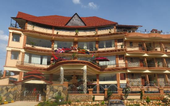 Kitale, Κένυα: Aturukan Hotel front