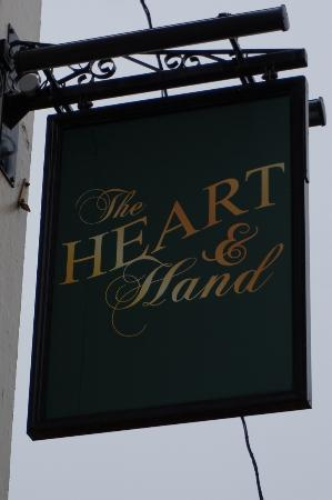 ‪The Heart and Hand‬