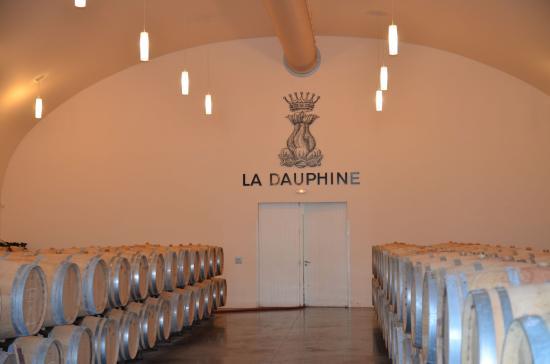 Fronsac, Francia: Chateau de La Dauphine - Aging 12 Monate