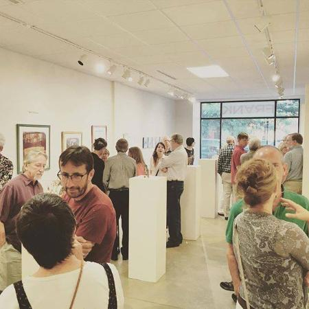 Chapel Hill, NC: Recent opening event at FRANK