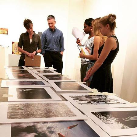 Chapel Hill, NC: Gallery talk