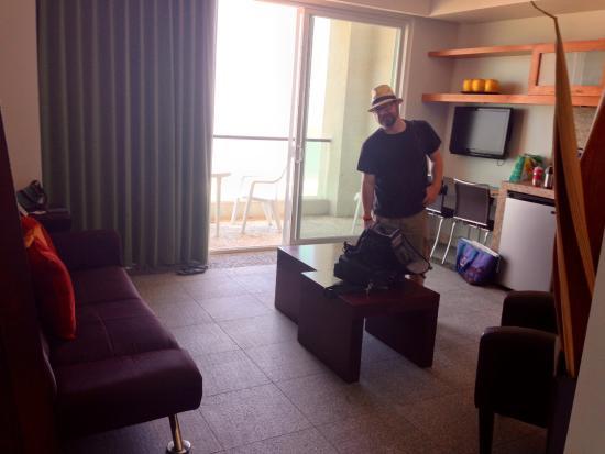 Rosarito Beach Hotel Living Room In Grand Suite