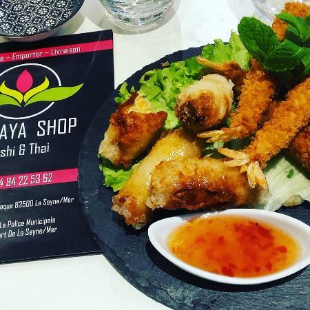 La Seyne-sur-Mer, France : Pattaya Shop