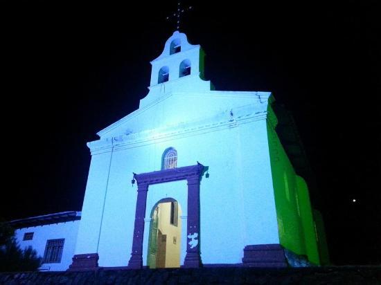Timana, Colombia: IGLESIA DE TOBO (virgen de los milagros de tobo)