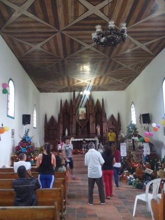 Timana, Colombia: VIRGEN DE LOS MILAGROS DE TOBO