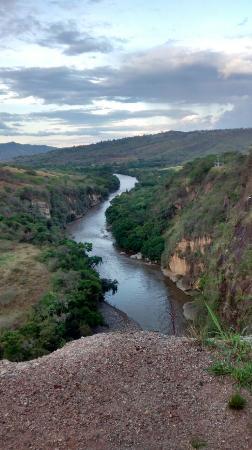 Timana, Colombia: PERICONGO SALTO DE LA GAITANA