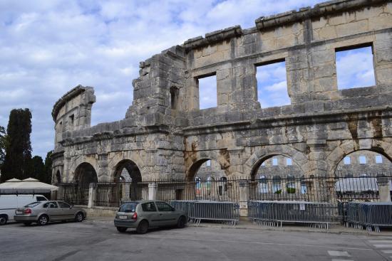 Πούλα, Κροατία: Amfiteatr Pula