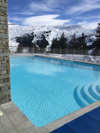 Flaine, Francja: Pierre & Vacances Premium Residence Les Terrasses d'Eos