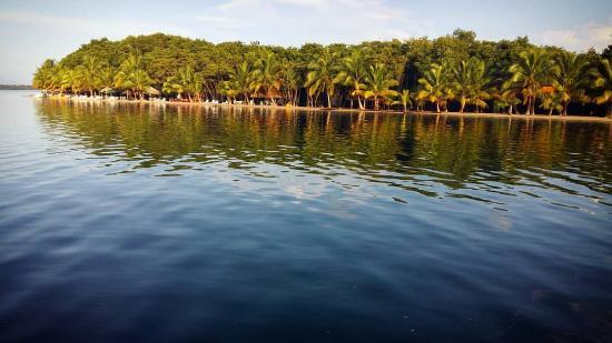 Бокас, Панама: playa de las Estrella
