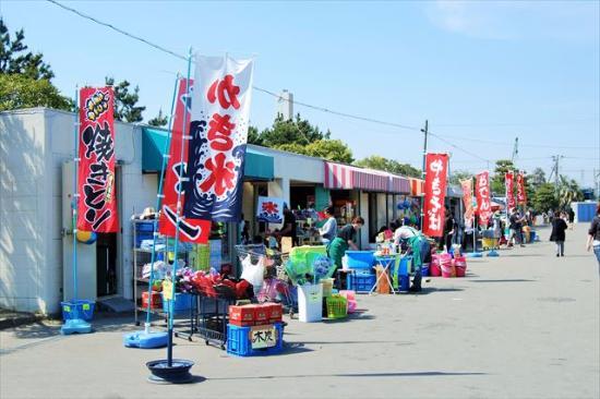 Funabashi, Japan: ふなばし三番瀬海浜公園 売店
