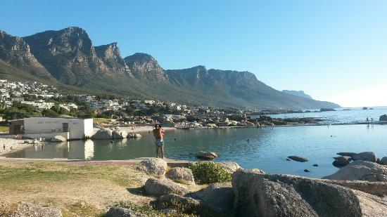 Camps Bay, África do Sul: 20160205_142249_large.jpg