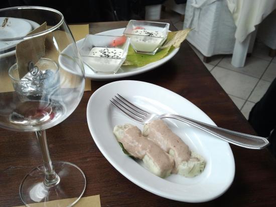Cortiglione, Włochy: antipasti
