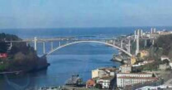 Porto District, Portugal: Ponte da Arrábida