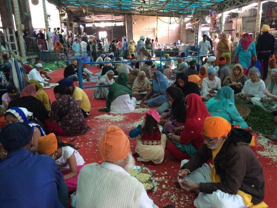 De Gouden Tempel - Harmandir Sahib: Harmandir Sahib