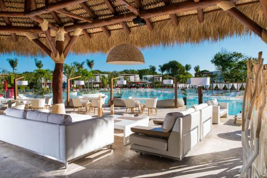 New zen oasis hibiscus bar picture of club med punta - Club med punta cana chambre club famille ...