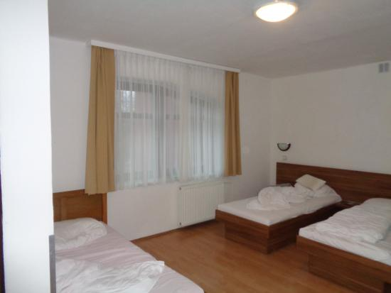 Hotel Faust : Zimmer