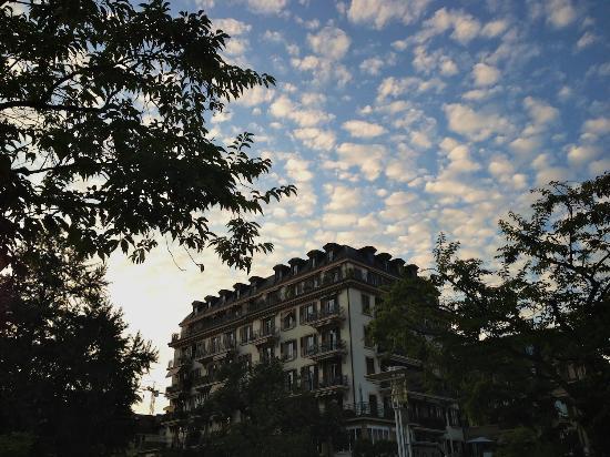 Zdjęcie Grand Hotel du Lac