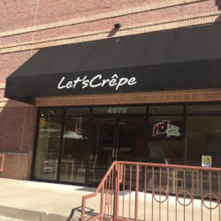 Let's Crepe in Leawood