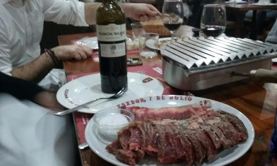 Manises, Spanje: Chuletón