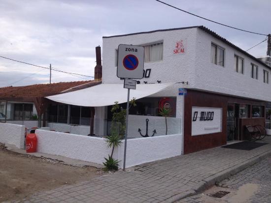 """Esposende, Portugal: Este é o Restaurante """"O Mudo"""" no Lugar de Cedovem onde tudo começou no ano de 1973, esta foto co"""