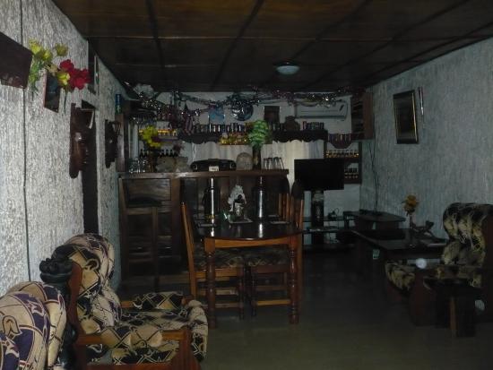 Kakata, Liberia: Inside