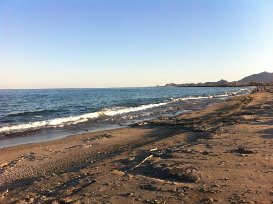 Dibba Al Fujairah, Emirados Árabes: The beach