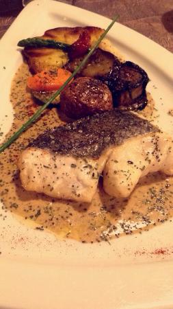 Salbris, Frankreich: Repas en février avec une wonderbox