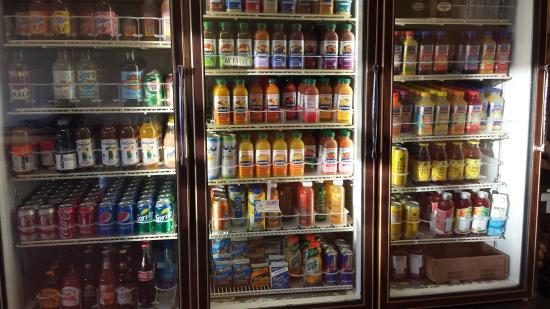 Soquel, Kalifornien: cold drinks