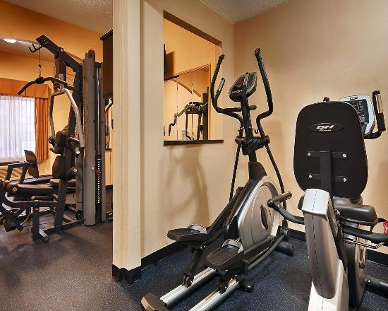 Quality Inn & Suites Huntsville: Excerise Room