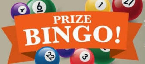 Towyn, UK: Prize bingo every Saturday evening from 7pm