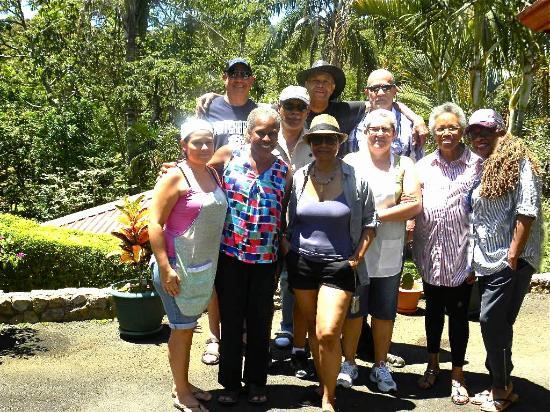 Grecia, Kostaryka: Aspiring Expats vist La Terraza