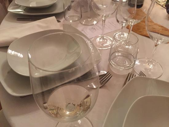 Melazzo, Италия: Bicchiere rotto