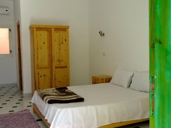 Marine Garden Camp: New double rooms with a/c, fan and ensuite