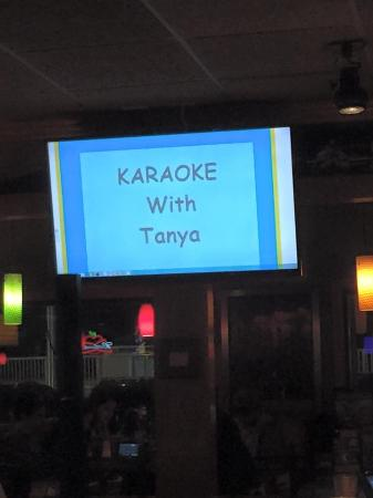 ‪‪Wesley Chapel‬, فلوريدا: Karaoke with Tanya the hostess‬