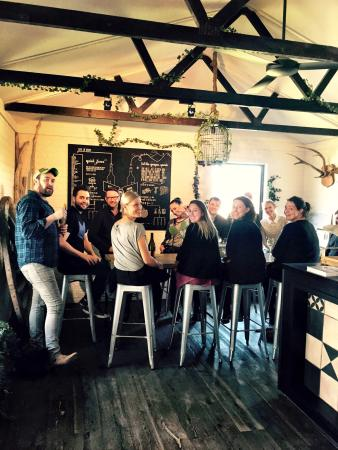 Pokolbin, Austrália: Harkham Wines