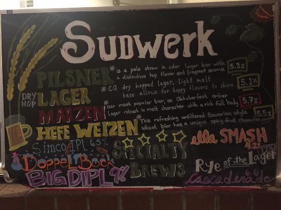Davis, CA: List of Beers