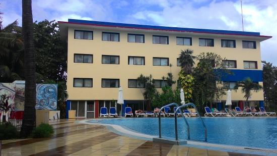 Hotel Club Tropical Foto