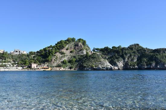 Isola Bella : La baia