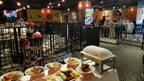 a view of the bar area restaurant w onderful way to show menu rh tripadvisor ie