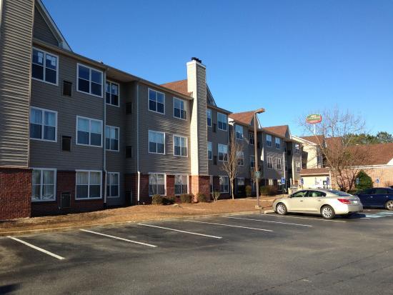 from parking lot picture of residence inn macon macon tripadvisor rh tripadvisor com