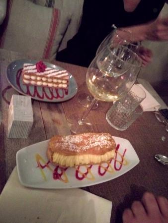 Le Cannet, Francia: 最爱的甜点