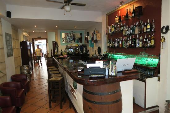 U Leugo de Sant Magi: il bar