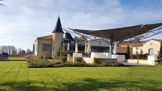 Saint-Laurent-des-Combes, Francia: L'Atelier de Candale